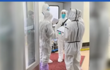 Супруга больного коронавирусом украинца в Черновцах пошла на неожиданный шаг
