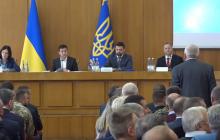 Зеленский разнес топ-чиновников Тернополя из-за дорог: видео