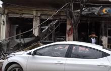 В Сирии американские военные погибли в результате теракта  – кадры