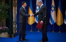 """""""Теперь он стоит перед вами"""", - Зеленский в Израиле обратился ко всем евреям мира с посланием"""