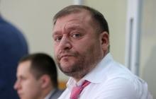 Добкин оскорбил Антона Геращенко за слова о президенте Украины Петре Порошенко - кадры