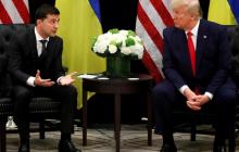 """Зеленский об отношениях с Трампом: """"Я сделал все, что мог"""""""