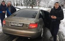 На Ивано-Франковщине любители России избили АТОшника, который сделал им замечание о нарушении ПДД, – фото