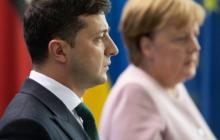 О чем Зеленский и Меркель договорились по Донбассу - озвучены неожиданные итоги
