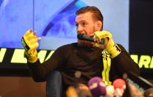 Макгрегор в Киеве: боец UFC удивил своим высказыванием о Зеленском
