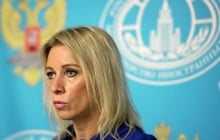 Кремль в лице Захаровой вновь угрожает свободному народу Грузии
