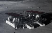 В NASA презентовали концепт лунного модуля для секретных миссий: война за космос продолжается