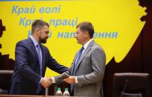 Зеленский назначил нового главу Запорожской ОГА: Виталий Туринк удивил первым заявлением - кадры
