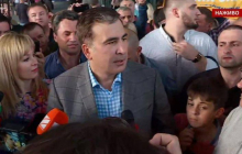 Саакашвили выразился о Зеленском: слова политика поразили Сеть - кадры