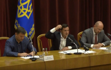 Зеленский в Ивано-Франковске: президент посетит разваленный мост и представит главу ОГА