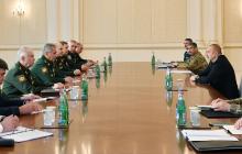 """Алиев на встрече с Шойгу рассказал о наемниках в Карабахе: """"Армения их активно использовала"""""""
