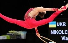 Триумф украинской гимнастки Влады Никольченко на этапе Кубка мира: опубликованы впечатляющие кадры