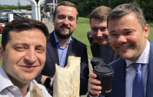 Зеленский отказался помогать укранской делегации в ПАСЕ: лучше есть шаурму