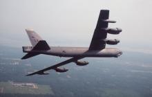 Три стратегических бомбардировщика США в небе над Россией – росСМИ