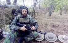 Вячеслав Аброськин наградил бойца АТО, который в одиночку взял в плен восьмерых боевиков