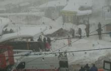В Макеевке на головы людей рухнул торговый ряд: фото жертв и места ЧП