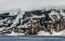 Южный полюс пережил повышение температуры на 40 °C, что прекратило увеличение озоновой дыры в Антарктиде