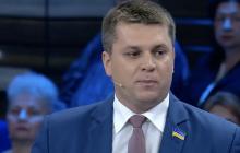 Харьковский депутат Лесик оскандалился в эфире у Скабеевой заявлениями об Украине