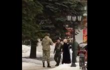 Наемники РФ устроили пьяный дебош со стрельбой на глазах у детей в Харцызске - появились кадры
