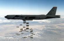 Американские ВВС провели имитацию бомбардировки Крымского полуострова
