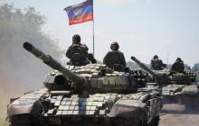 """Россия задумала """"прорыв"""" на Донбассе, стягивает танки и """"Грады"""": ситуация в Луганске и Донецке в хронике онлайн"""