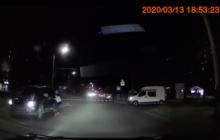 СМИ: Первые секунды смертельного ДТП с участием чемпионки Украины Ладыги попали на видео, спортсменка была в панике