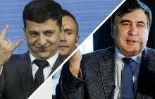 """Лицо """"Слуги народа"""": у Зеленского рассказали, попадет ли Саакашвили в их партию"""