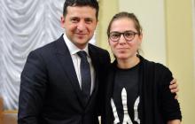 Зеленский встретился с легендарными организаторами Евромайдана