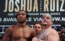 Бокс Джошуа - Руис-младший кто победил: где смотреть самый ожидаемый бой года