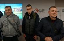Бельгия впервые приняла на лечение украинских воинов, получивших ранения в боевых действиях в зоне АТО