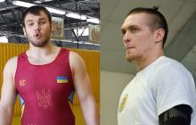Поединок Грицая и Усика: борец готов отказаться от схватки с боксером при одном жестком условии