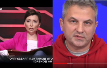 """Олена Лукаш, п*здуйте в Москву!"" - Скрыпин ответил Лукаш за оскорбление Евромайдана: видео"
