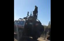 Курды в Сирии подняли восстание против России, ломают технику: ситуация накаляется