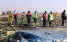 """Катастрофа самолета МАУ в Иране: Тегеран направил """"черные ящики"""" во Францию"""