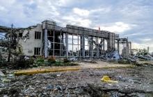 Сплошные руины: в Сеть выложили новое видео разрушенного армией Путина аэропорта Луганска