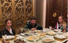 Елизавета Пескова обсуждает проблемы образования в РФ с академиком Кадыровым - кадр потряс всех россиян