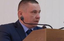 В Мелитополе отстранили главу Нацполиции Буланова из-за отсутствия адекватной реакции на сепаратистские символы на мероприятии 9-го мая