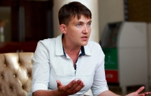 Геращенко о представлении ГПУ на арест Савченко: ей срочно нужно в психбольницу