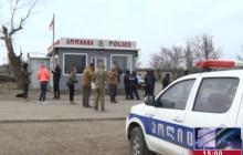 Россия напала на Грузию: военные ворвались в село Хурвалети, взяв население в плен, люди в панике - кадры