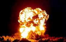 """В России в Пермском крае взорвался магистральный газопровод """"Газпрома"""": """"адские"""" фото и видео"""