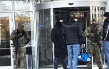 В спортивный клуб Порошенко пришли с обыском: детали