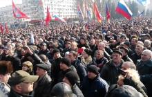 """Дончанка сепаратистам: """"Донецк все равно будет с Украиной, а вы пока думайте, что скажете СБУ, как освободят Донбасс"""""""