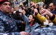 """""""Не революция"""", - в правительстве Армении отказываются признавать переворотом принудительную отставку Саргсяна и массовые протесты"""