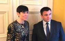 Норвегия и Украина вместе: Климкин и Эриксен обговорили миротворцев на Донбассе - известны подробности