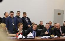 """Внезапная замена всех прокуроров на заседании по делу """"беркутовцев"""": чего добивается Рябошапка"""