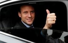 Рекорд Ле Пен и триумфальная победа Макрона: во Франции подсчитали 100% бюллетеней