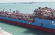 """В Азербайджане спущен на воду танкер """"Кельбаджар"""": судно строили по украинскому проекту"""