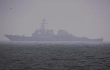 В Одессу пришел американский эсминец Ракетный эсминец USS Ross DDG71, бомбивший Сирию: что известно