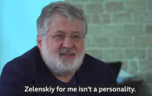 """""""Украине необходимы Зеленские"""", - Коломойский подтвердил свою лояльность к кандидату - видео"""