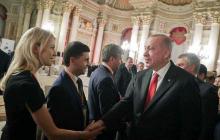 Эрдоган принял в Стамбуле крымских коллаборантов Поклонскую и Бельбека